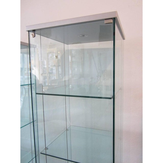 Glass Display Cabinets - A Pair - Image 4 of 11
