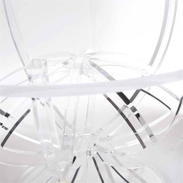 Contemporary Kenneth Ludwig Chicago Kalar Dining Table For Sale - Image 3 of 5