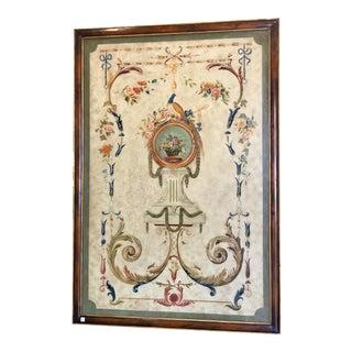 Huge Dennis & Leen Wall Art Renaissance Painting For Sale