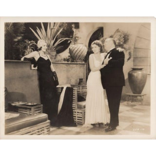 Stepping Out 1931 U.S. Silver Gelatin Single-Weight Photo For Sale