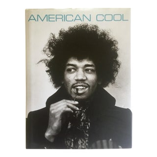 """ American Cool "" 1st Edtn Collector's Hardcover Photography Exhibition Book For Sale"