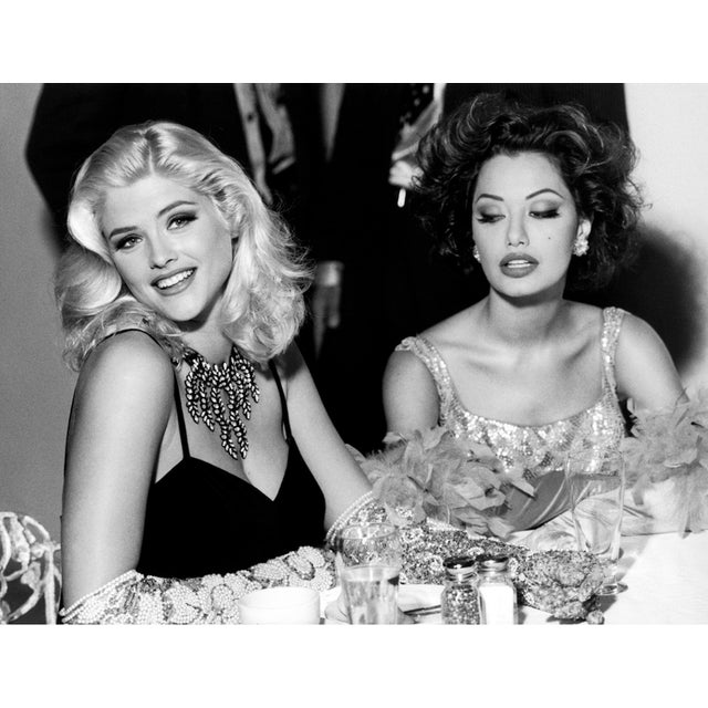 Americana 'Anna Nicole Smith: Guess Campaign 1992 -Homage to Jane Mansfield' Photograph For Sale - Image 3 of 3