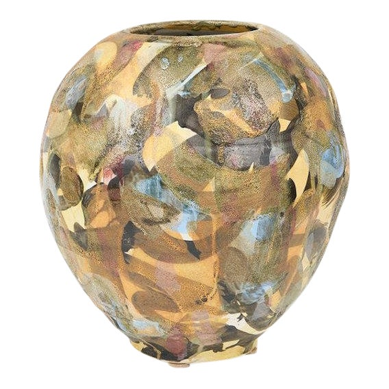 Large Pot 1 From Korean-American Ceramicist David T. Kim For Sale