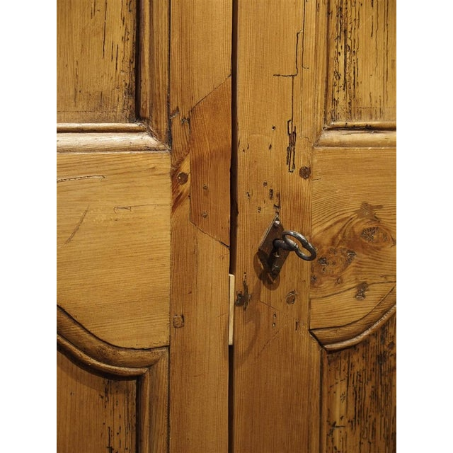 Mid 19th Century Antique French Pine Cabinet Doors For Sale - Image 4 of 12