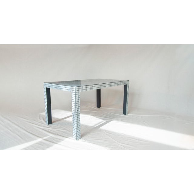 Superstudio ™ / Origin Collection 2020 - Shop Table - Ashen White For Sale In Los Angeles - Image 6 of 9