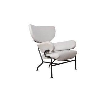 "Franco Albini ""Tre Pezzi"" Lounge Chair for Cassina For Sale"