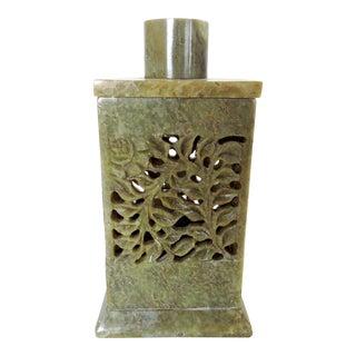 Oriental Stone Incense Burner