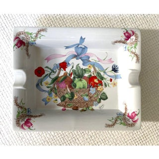 Gucci Bouquet Ashtray/ Catchall Preview