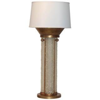 Steve Chase Designed Custom Lamp For Sale