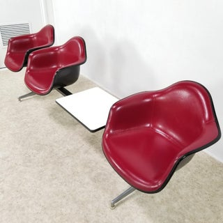 Mid Century Herman Miller Tandem Sling Airport Bench Preview