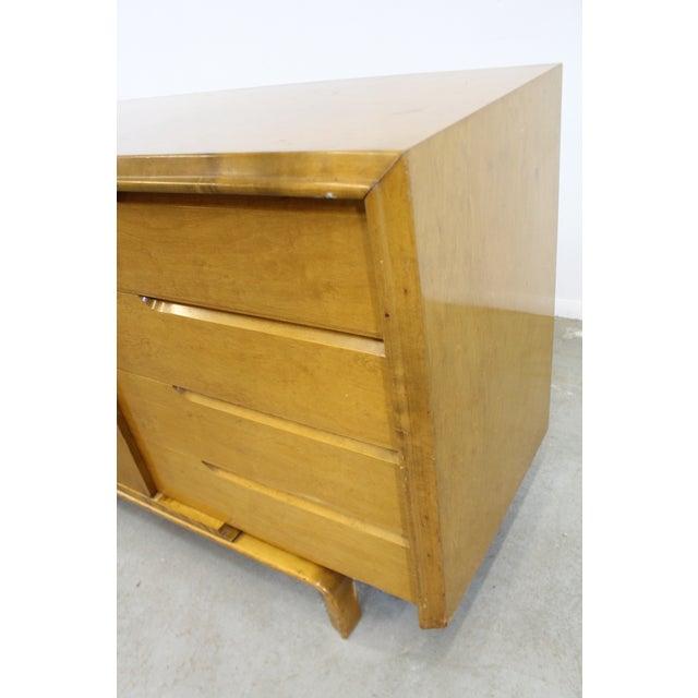 Mid-Century Danish Modern Edmond Spence Credenza Dresser For Sale - Image 10 of 13
