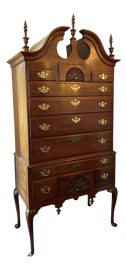 Image of Early American Dressers and Chests of Drawers