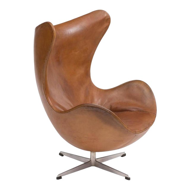 First Edition Egg Chair by Arne Jacobsen, Denmark, 1959 - Image 1 of 11