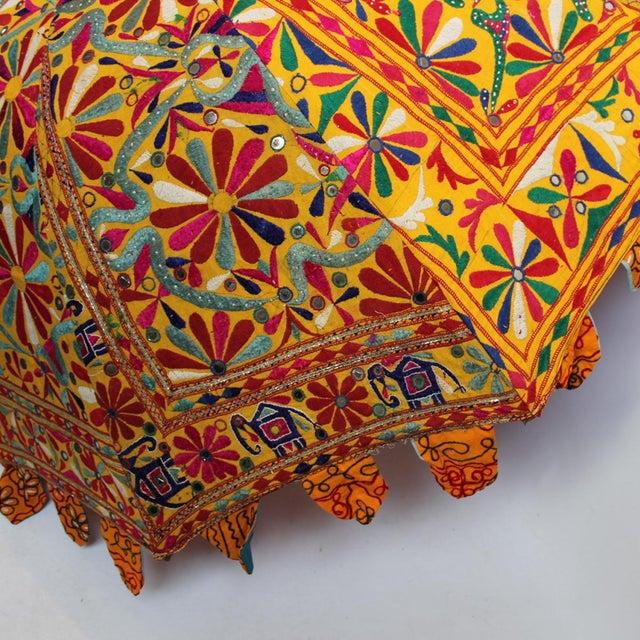 Embroidery & Mirror Work Umbrella - Image 5 of 5