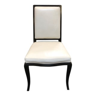 New Robsjohn Side Chair by Michael Taylor Designs For Sale