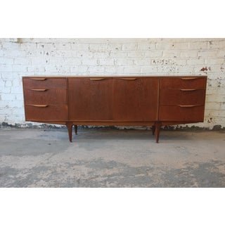 Danish Modern Style Teak Credenza by A.H. McIntosh Preview