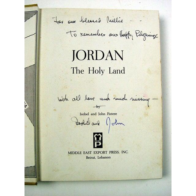 Mid-Century 'Jordan: The Holy Land' Book - Image 4 of 8