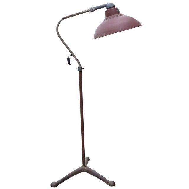 Desert Air Maker Industrial Floor Lamp - Image 1 of 7