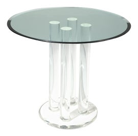 Image of Lucite Dining Tables