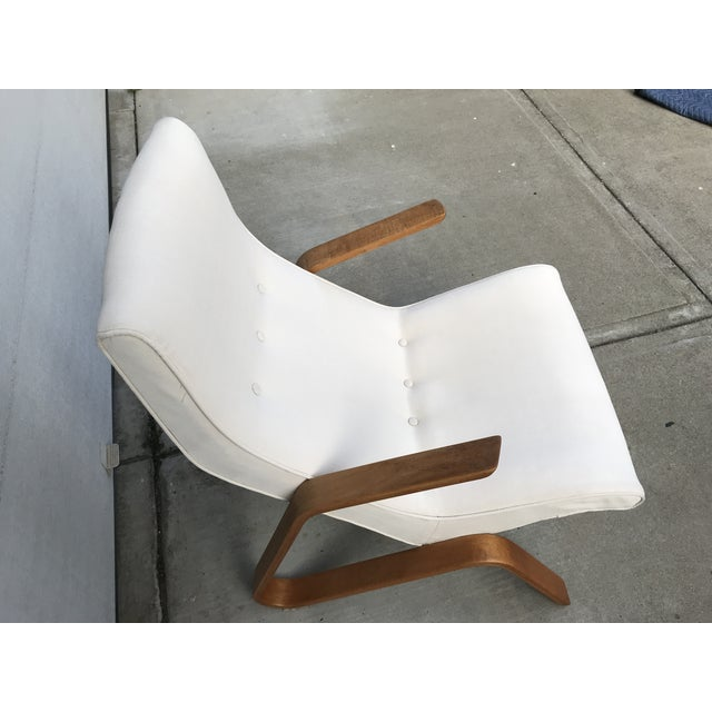 Early Series Knoll Grasshopper Chair For Sale In San Francisco - Image 6 of 13