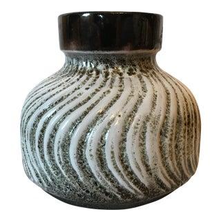 Mid Century Carstens Tonnieshof Vase-West German Pottery