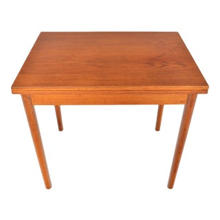 Danish Modern Borge Mogensen Style Oak Table For Sale