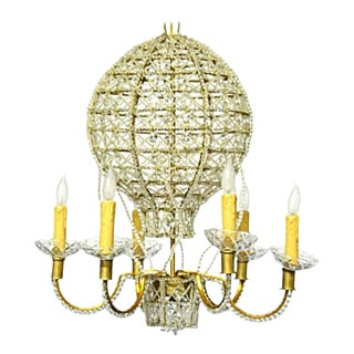 Baloon Form Chandelier For Sale