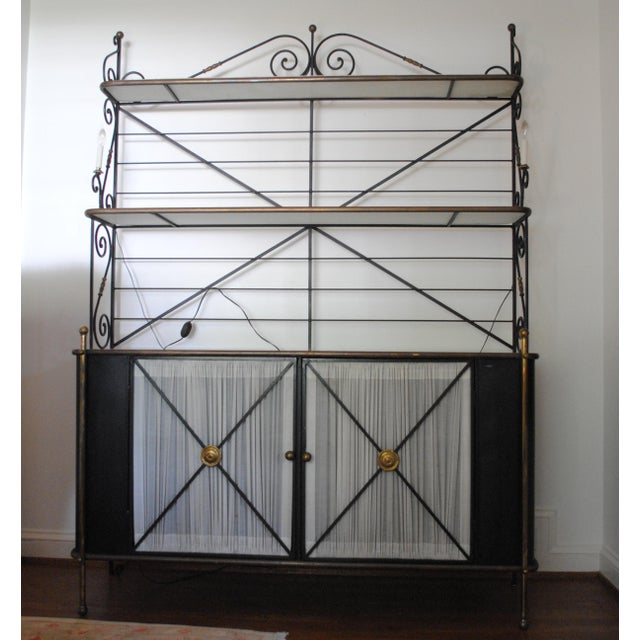 French Bakers Rack or Sideboard - Image 2 of 10