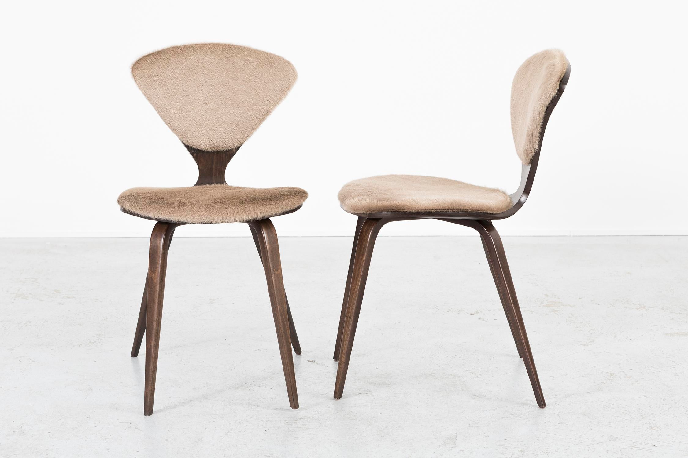 Plycraft Set Of Norman Cherner For Plycraft Dining Chairs For Sale   Image  4 Of 11