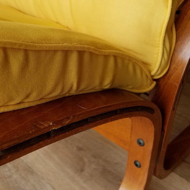 """1970s Ingmar Relling Newly Upholstered """"Seista"""" Chairs - a Pair For Sale - Image 9 of 13"""