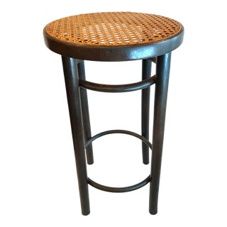 Vintage Bentwood Bar Stool For Sale