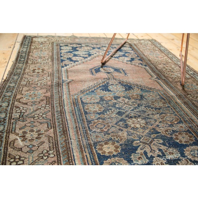 """Antique Malayer Rug - 3'8"""" x 6'4"""" For Sale In New York - Image 6 of 10"""