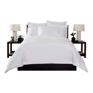 St. Moritz - 400 Duvet Cover Queen - White For Sale