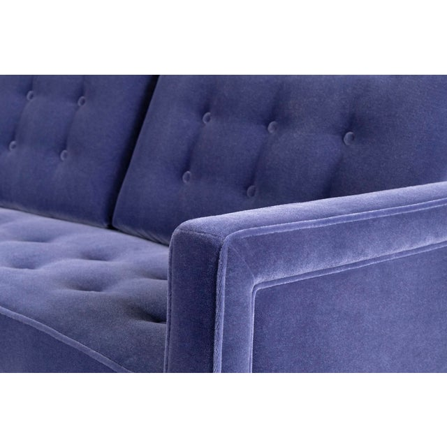 Pair of Harvey Probber Curved Sofas For Sale - Image 10 of 10