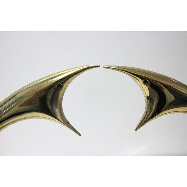 "Vintage Meloniski Bronze Sculpture ""Adamo Ed Eva"" For Sale - Image 10 of 13"