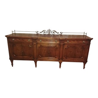 1970s Vintage Karges Louis XV Sideboard For Sale