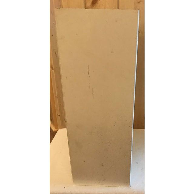 Vintage Metal Wall Cabinet - Image 7 of 10