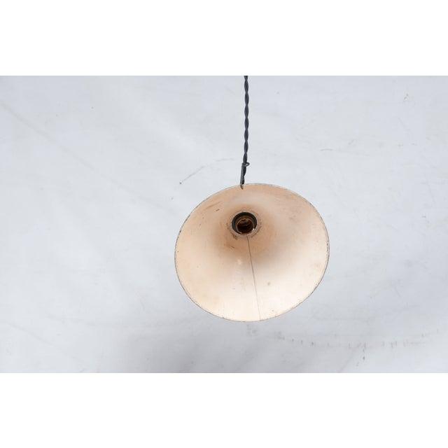 Adjustable Vintage Pendant Lights - Set of 3 - Image 2 of 7