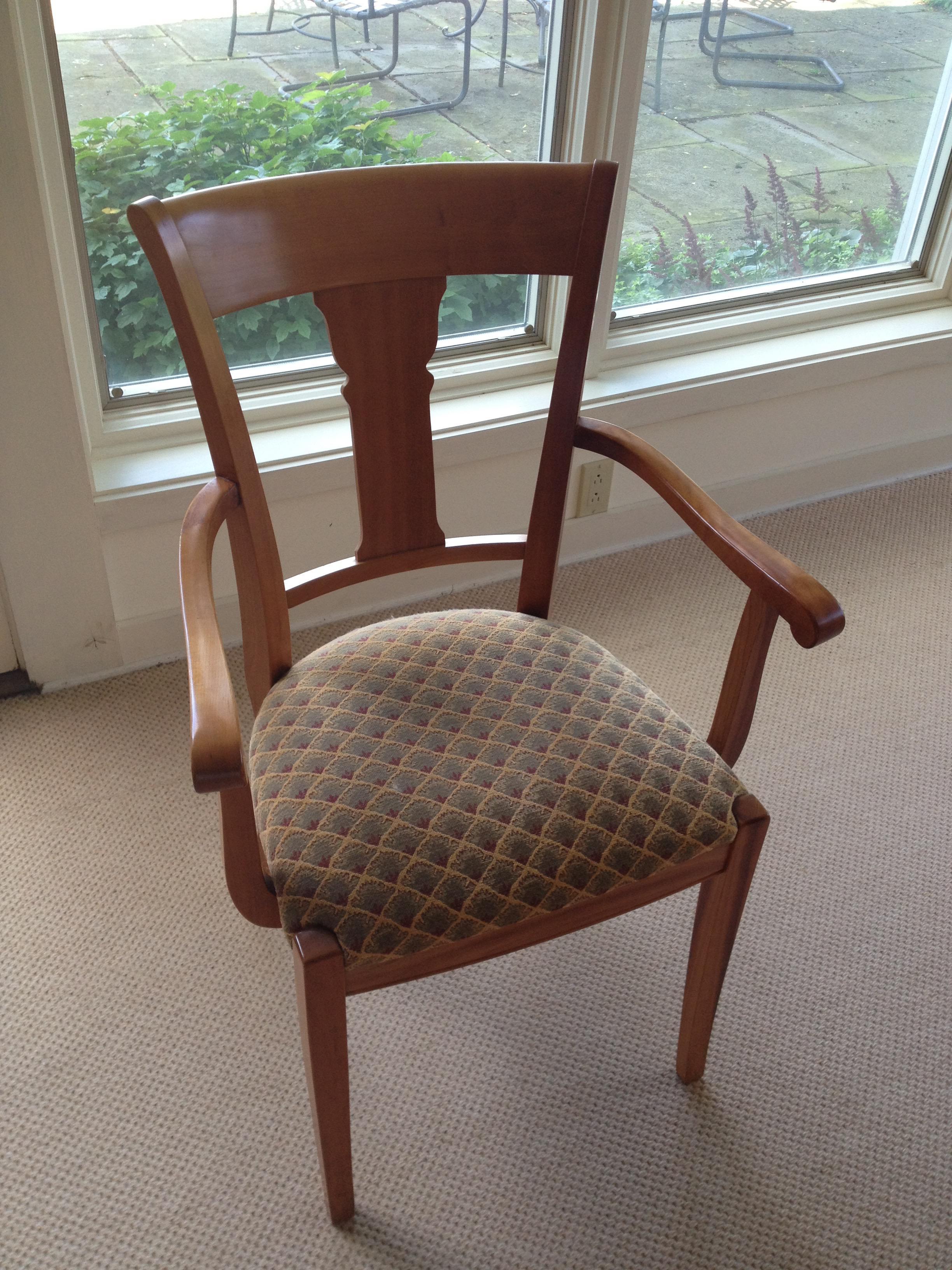 Grange Furniture Directoire Rochambeau Chairs   Set Of 6   Image 4 Of 11