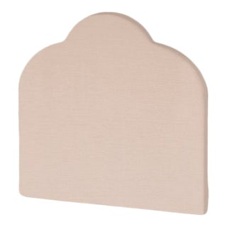The Crown Headboard - Queen - Kate - Como, Blush