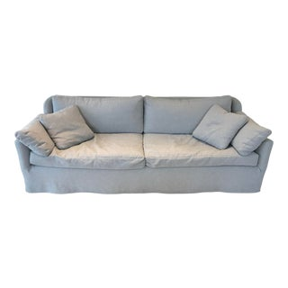 Cisco Home Custom Lannister Gray Sofa For Sale