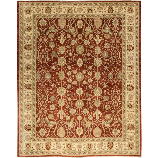 Traditional Hand Woven Rug - 13'3 X 17'6 - Image 4 of 4