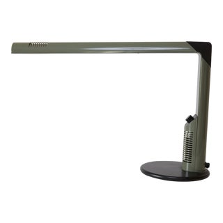 1970's Vintage Vico Magistretti Desk Lamp For Sale