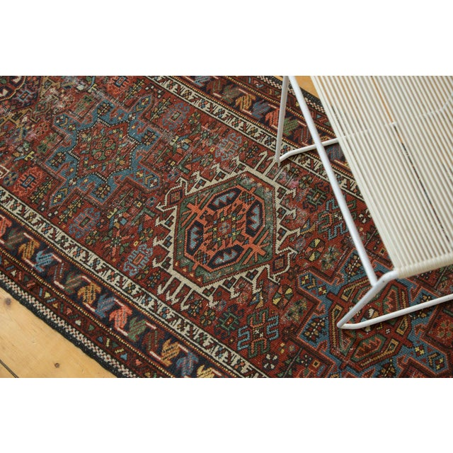 "Vintage Karaja Rug Runner - 2'9"" X 10'6"" For Sale - Image 4 of 10"