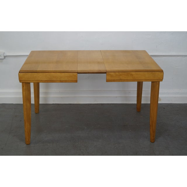Heywood Wakefield Kitchen Dining Table - Image 5 of 6