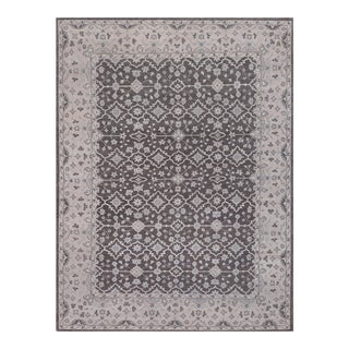 Mansour Quality Handwoven Oushak Rug - 8' X 10' For Sale