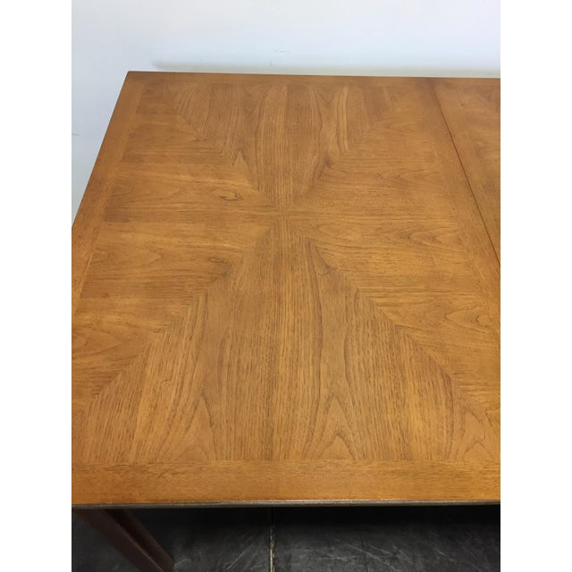 Vintage Thomasville Tamerlane Dining Table For Sale - Image 7 of 11