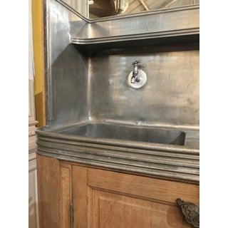 Antique French Butler's Pantry Bar Preview
