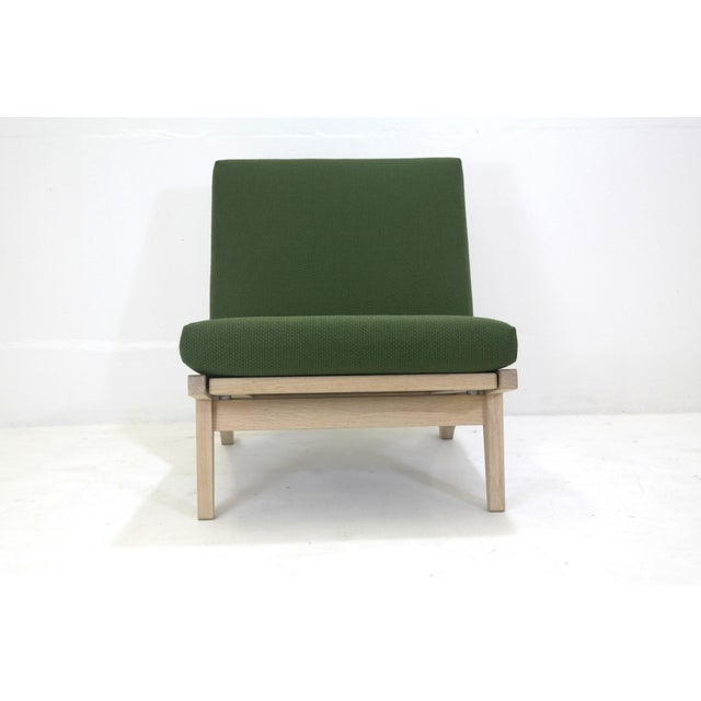 Hans Wegner Easy Chair Model GE370 for GETAMA, 1960s For Sale In New York - Image 6 of 10