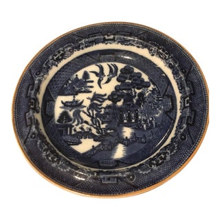 18th C. Ashworth Bros. Canton Dinner Plate For Sale